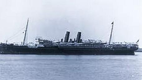 Modavia Shipwreck