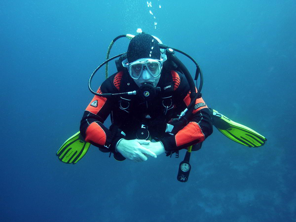 PADI Diving Courses South West UK