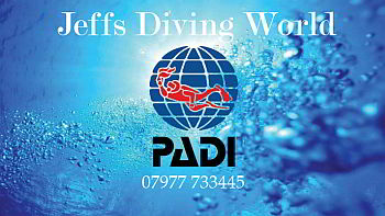 Padi-Dive-Centre instructor 350