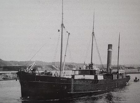 Shipwreck Dive Sites South West UK