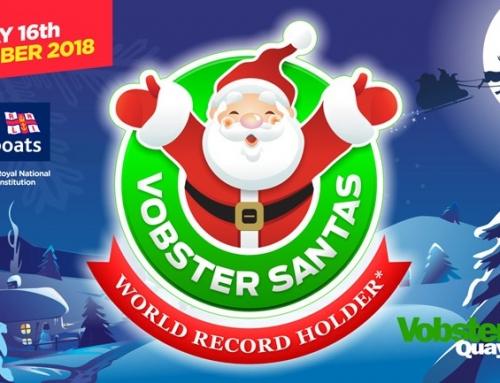 Festive Fun Santa Charity Dive