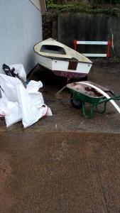 Babbacombe Oddicombe Beach Clean