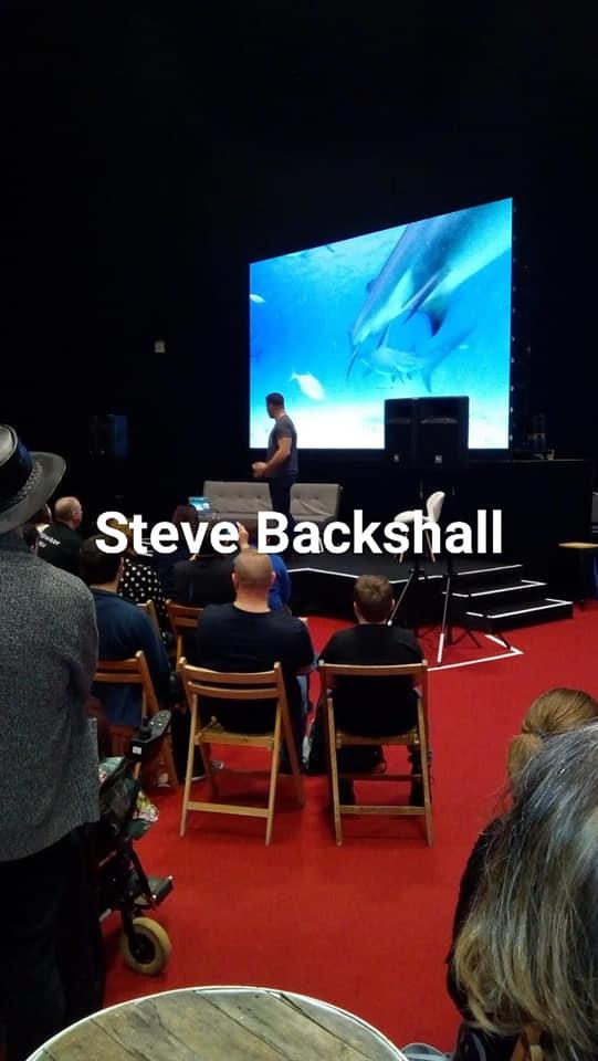 Steve Backshall