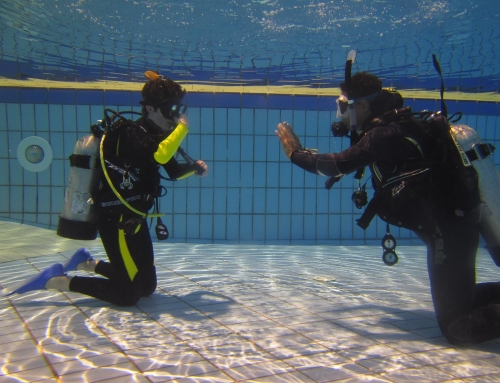 Free Try Dives – Diving Classes