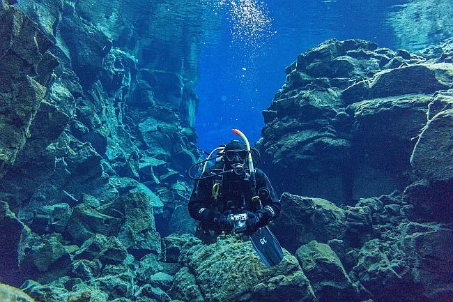 Dry Suit Dive Course UK